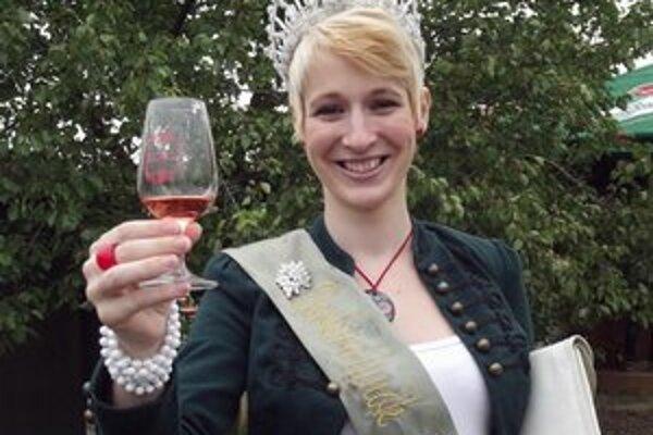 Strekovská Kráľovná vína 2012.
