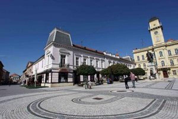 Mesto Komárno.