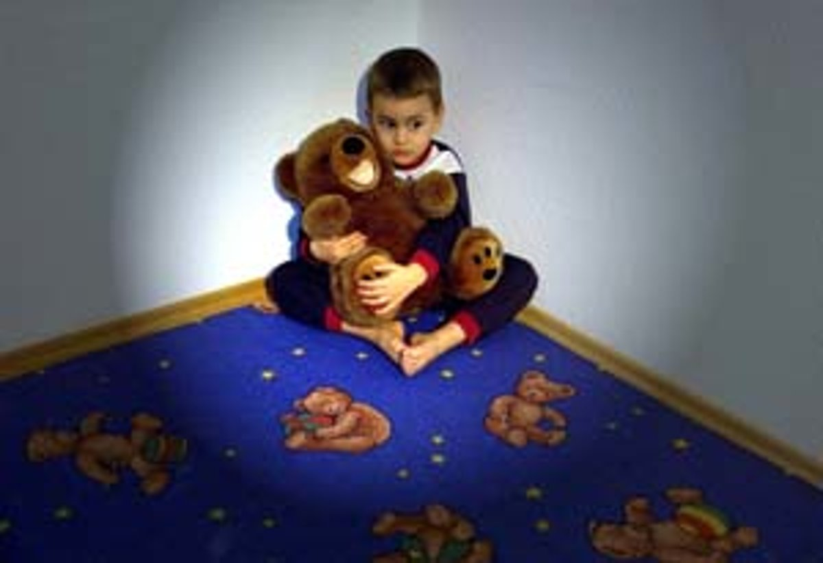bd3a0efb7 Dieťa, obeť násilia za dverami bytu - www.sme.sk