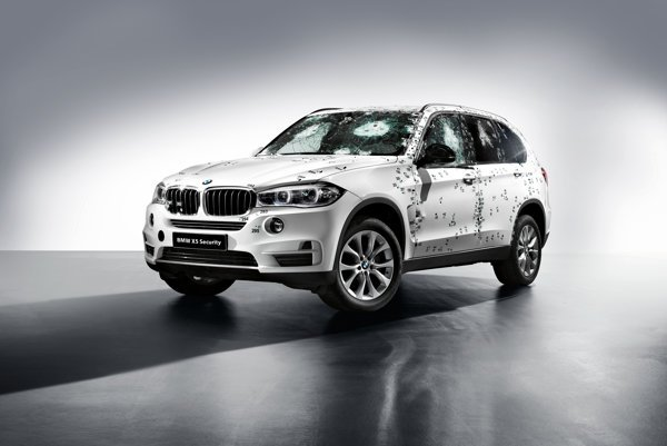 BMW X5 Security Plus.