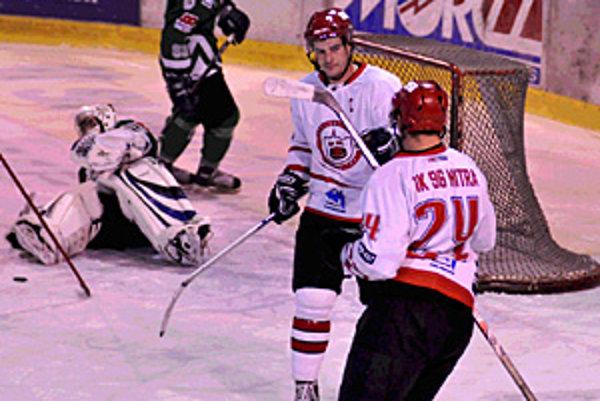 Nitrania rozhodli v Leviciach tromi gólmi v rozpätí 58.-60. minúty.