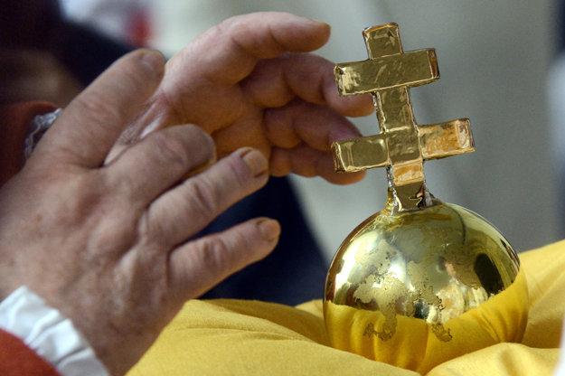Súčasťou korunovácie Márie Terézie v Bratislave budú aj korunovačné insígnie uhorských kráľov.