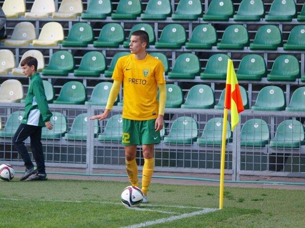 László Bénes hral len donedávna za Žilinu. Teraz sa môže v drese nemeckého klubu predstaviť v Lige majstrov.