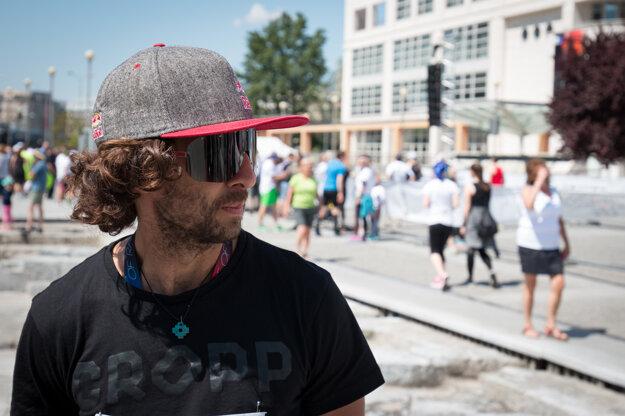 Filip Polc je aj spoluorganizátorom pretekov.