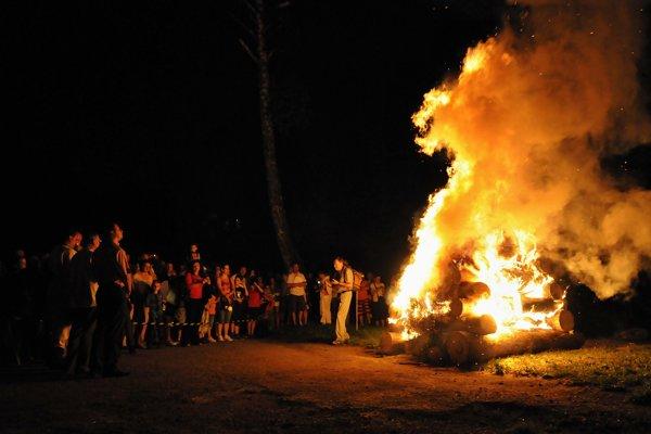 Mnohé akcie v regióne sa budú niesť v duchu svätojánskych tradícií.