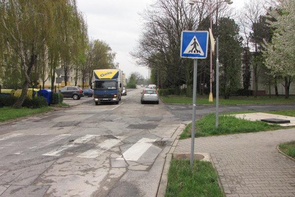 Bottova ulica.