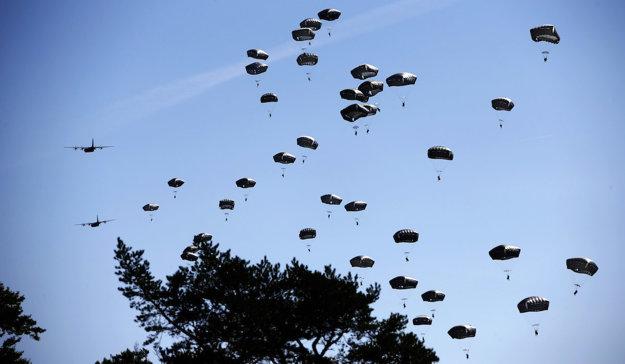 Nemecko - cvičenie NATO