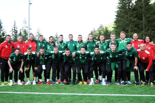 Za tím Felvidéku hrali napríklad hráči Galanty, Nededu, Dolných Salíb či Vlčian.