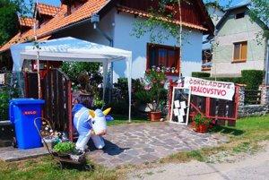 Súťaž o najrozprávkovejší dvor v Drienčanoch 2015