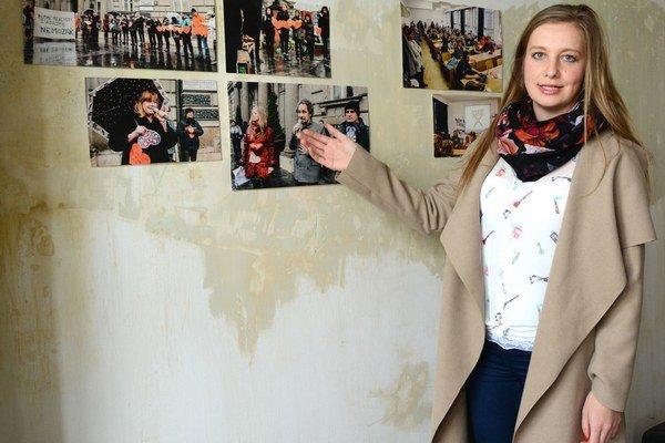 Výstava. Alžbeta Bojková tvrdí, že zbierali fotografie z celého kraja.