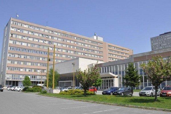 Lekárska fakulta UPJŠ.