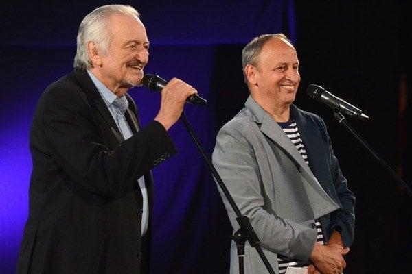 Milan Lasica a Jan Kraus otvorili 24. Art Film Fest.