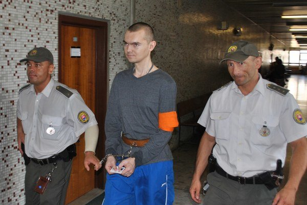 Ladislav Kuc na súde. Uvvedomuje si, že na konci doplneného dokazovania ho čaká výrazne nižší trest.