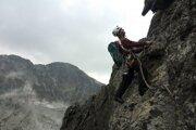 Miloval hory a skaly. V nedeľu z Tatier sa nevrátil.