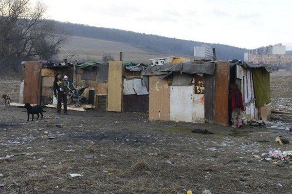Život v osade Mašličkovo.
