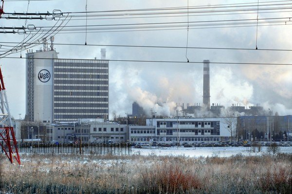 U. S. Steel. Plánuje investovať do zníženia prašnosti.