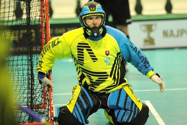 Dominik Turek. Je oporou ATU Košice, ale aj reprezentácie.