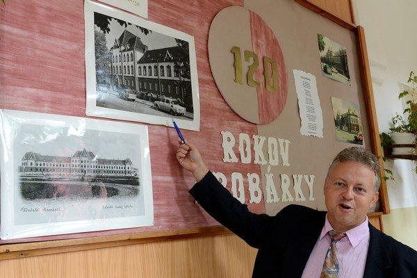 Slavomír Harabin. Riaditeľ Šrobárky tvrdí, že kontroverzný historik M. Lacko k ním prišiel neohlásene.