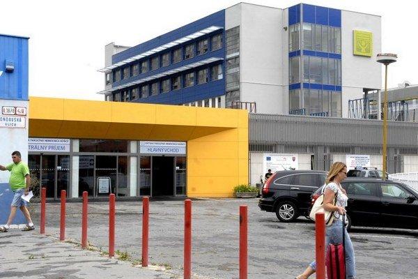 Detská nemocnica v Košiciach prešla rekonštrukciou.