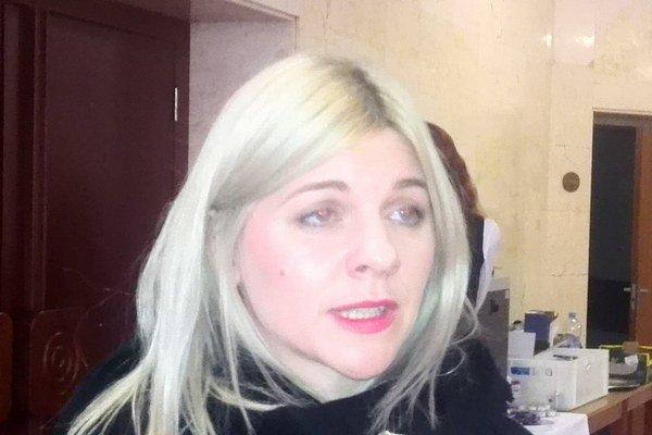 Dorota Kenderová. Nová riaditeľka VSG.
