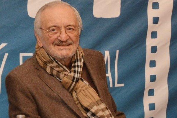 Opäť v úlohe prezidenta. Milan Lasica sa s festivalom presunie do Košíc.