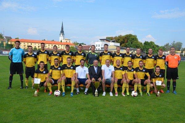 Víťaz III. ligy sa s regiónom rozlúčil. Futbalisti Spišskej Novej Vsi si zahrajú v druhej najvyššej súťaži, teda už pod hlavičkou SFZ.