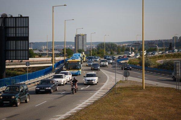 Prešovská – Sečovská. Kilometer trval aj 20 minút.