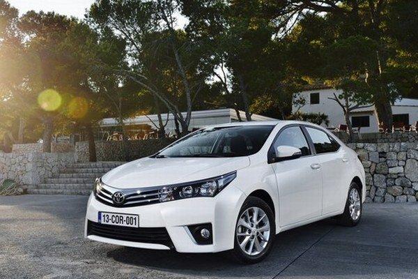 Japonský koncern plánuje v Mexiku vyrábať Toyotu Corolla.