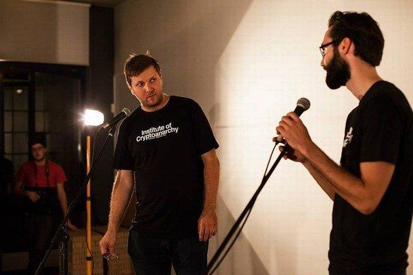 Pavol Lupták (vľavo).