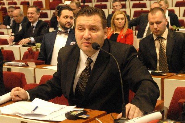 Miloš Ihnát. Exposlanec Smeru.