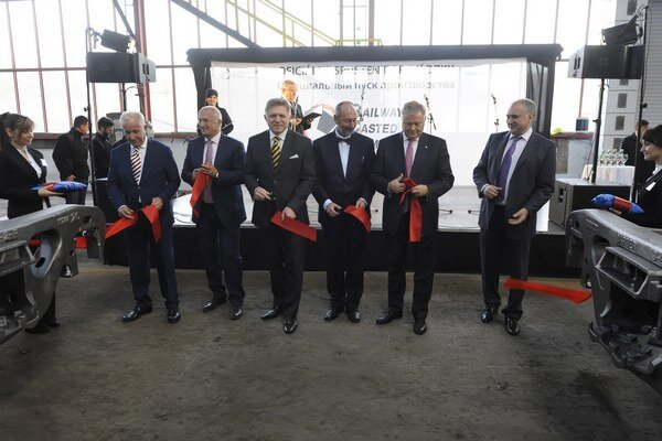 Bolo že to slávy... Do podniku za niečo vyše roka (ne)prevádzky dvakrát zavítal aj premiér R. Fico.