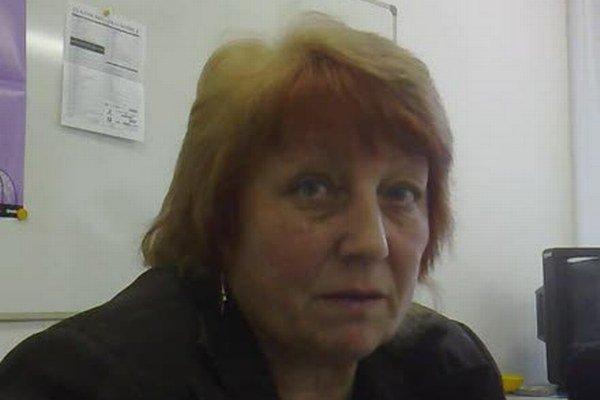 Monika Rakacká. Zneužila právomoc starostky.