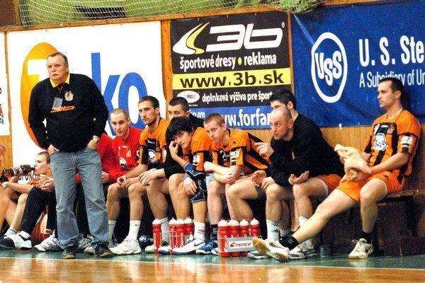 Dušan Timko viedol áčko v sezóne 2011/12.