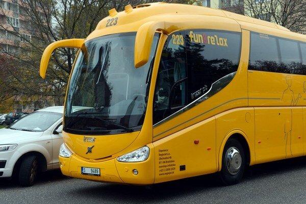 RegioJet sa zaujíma o autobusy.