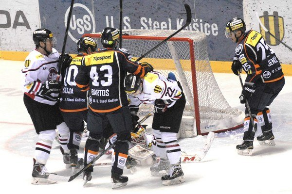 Rozhodli nájazdy. Košice získali s Bystricou dva body.