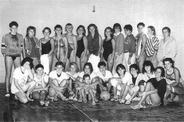 Historicky prvé družstvo ČH. Sformovalo sa v roku 1989.
