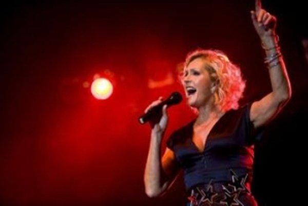 V Košiciach sa Helena Vondráčková predstaví v utorok.