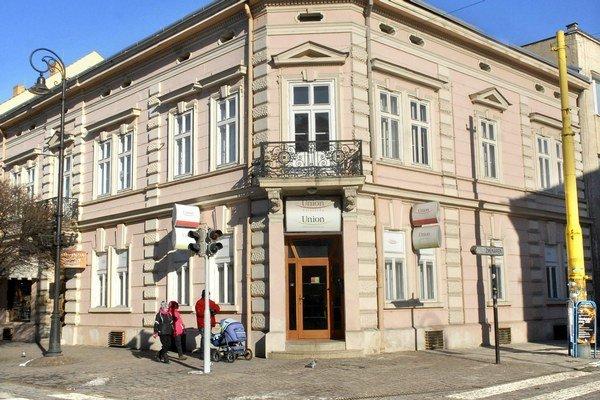 Poisťovňa Union. Na východnom Slovensku získala najviac klientov.