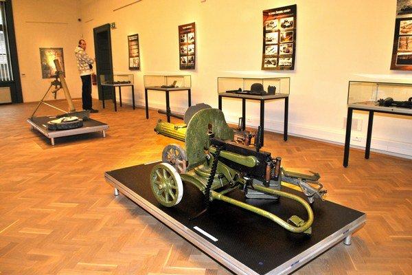 Nielen pre historikov. Výstava pripomína výročie oslobodenia Košíc.
