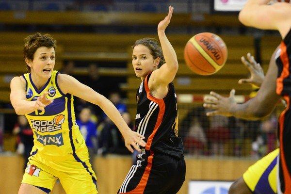 Miljana Bojovičová (vľavo) odchádza z košického celku.