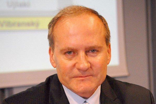 Jaroslav Hlinka. Starosta Juhu.