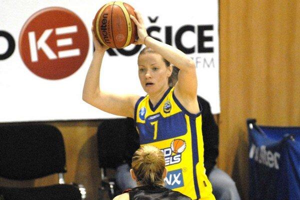 Zuzana Žirková verí, že Košice môžu v Eurolige postúpiť zo skupiny.