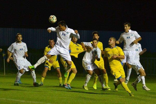 Prehra v domácom prostredí. Moldava nad Bodvou doma neuspela. S Michalovcami prehrala tesne 0:1.