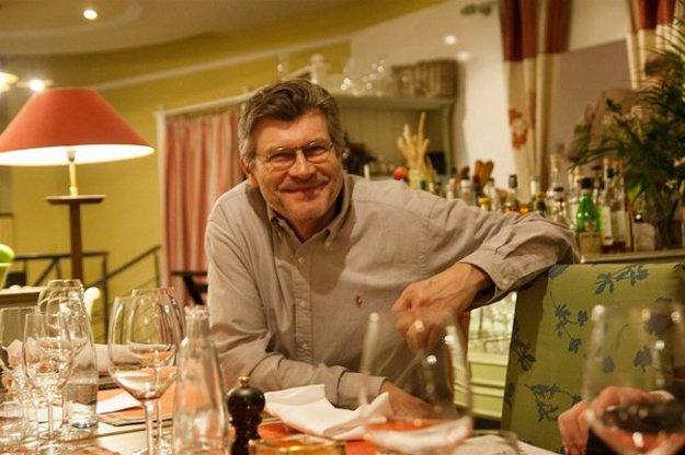 Pavel Maurer, český gastronaut číslo 1.