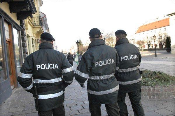 Noví policajti. Budú Košice bezpečnejšie?