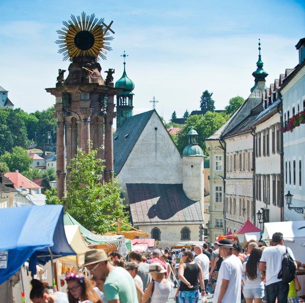 Banská Štiavnica, prezývaná aj Strieborné mesto, je plná jedinečných pamiatok.