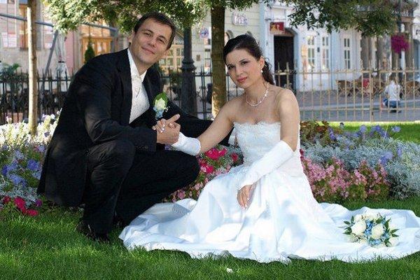 Spojila ich láska k hudbe. Ivan Buffa si manželku Dianu vzal v Košiciach.