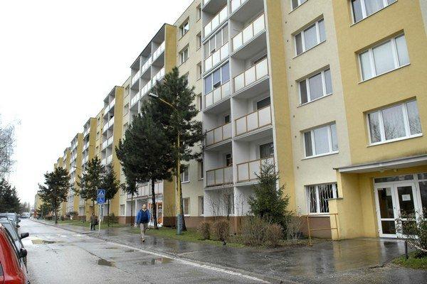 Malometrážne byty sú určené dôchodcom a tí patria k najzraniteľnejším.