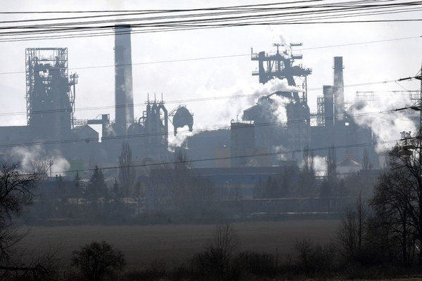 U.S. Steel. V železiarňach sa vyrába bez ohľadu na rusko–ukrajinský spor