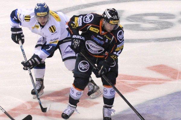 Dnes a zajtra v Steel Aréne. Košickí hokejisti začínajú doma štvrťfinálovú partiu s Martinom.